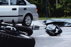 Lima Kendaraan Tabrakan Beruntun di Bintaro
