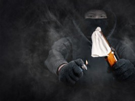Lima Pedemo Bawa Narkoba dan Molotov