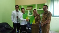 Lindungi Tenaga Honorer, Dinas Pertanian Kota Bandar Lampung Teken Kerja Sama dengan BPJSTK