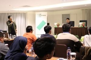 LINE Indonesia Hadirkan Kompetisi Chat Bot