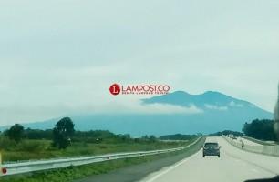 Lintasi Tol Baterpang, Banyak Pemandangan Indah Tersaji