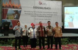 Literasi Keuangan Pengaruhi Kualitas Aduan Masyarakat