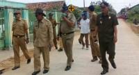Loekman Komplain Kualitas Rigid Beton di Bandarjaya Barat Buruk