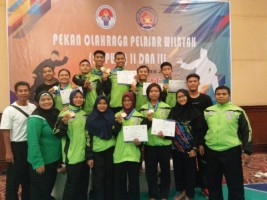 Lolos Seleksi, 6 Atlet Pencak Silat Lampung Raih Tiket Popnas di Papua