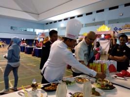 Lomba Masak Kitchen Ruwa Jurai Nasional Kuliner Lampung