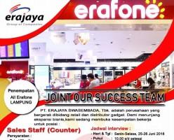 Lowongan Kerja di Erafone