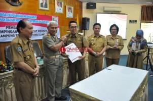 LPM IPDN Laksanakan Pengabdian Masyarakat Perdesaan di Lamtim