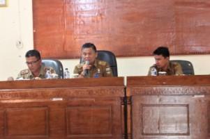 LPTQ Pesisir Barat Gelar Rapat Persiapan MTQ Tingkat Kabupaten