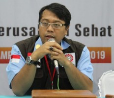 M. Baasith Jabat Ketum SPPN VII