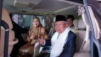 Ma'ruf Amin Gelar Silaturahmi dengan Ulama dan Tokoh Masyarakat ke Sukabumi