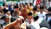 Ma'ruf Amin Kunjungi Ponpes Modern NU Talangpadang