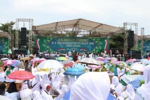 Ma'ruf Amin Sebut Presiden Jokowi Hormati NU