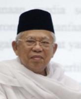 Ma'ruf Amin Yakin Unggul 70 Persen di Bogor