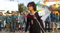 Mahasiswa Desak Pemerintah Jaga Wibawa Rupiah