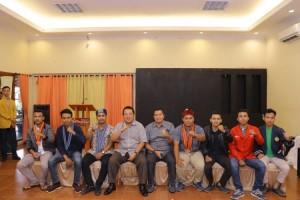 MahasiswaHadiri Silaturahmi Bersama Kapolda,5 BEM Menolak