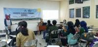 Mahasiswa Kehutanan Unila Ikuti Pelatihan Statistika Ekologi