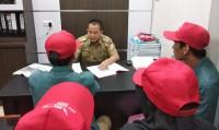 Mahasiswa KKN Kebangsaan Usulkan Pembangunan TPST di Gunung Katun