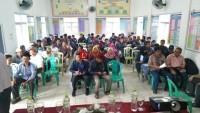 Mahasiswa Politeknik Negeri Lampung Gelar Sosialisasi Budidaya Kakao