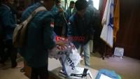 Mahasiswa Unila Bubarkan Diri dari Pendudukan Rektorat
