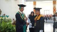 Mahmudin Bunyamin Lulusan Terbaik S3 UIN