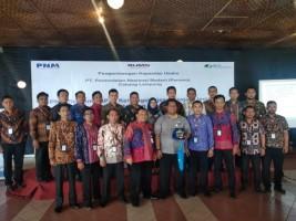 Majukan UMKM, PT PNM-BPJS Ketenagakerjaan Bandar Lampung Gelar Pelatihan PKU