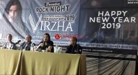 Malam Ini, Virzha Siap Meriahkan Paradise Rock Night Party Novotel
