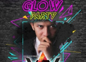 Malam Ini, Yonif 9 Gelar Glow Fun Run dan Glow Night Party DJ di Saburai