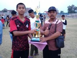 Manajeman Apresiasi Semangat Pemain Bratasena FC