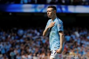 Manchester City Tumbangkan Tottenham 1-0