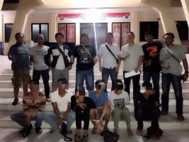 Manfaatkan Orang Tua dan Cacat Untuk Mengemis,6 Orang Dibekuk Polisi di Jagabaya
