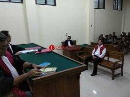 Mantan Kepala LP Kalianda Divonis 15 Tahun Penjara