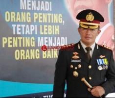Mantan Kapolresta Bandar Lampung Dianugerahi Pin Emas Kapolri