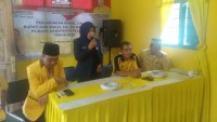 Mantan Legislator Sahanah Maju Pilkada Pesawaran