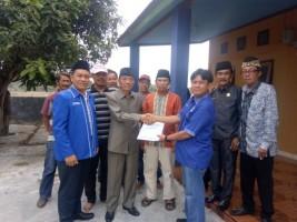 Mantan Sekkab Pesisir Barat Daftar Penjaringan Wakil Bupati di PAN