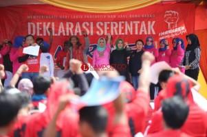 Marhaen Lampung Deklarasi Dukung Ridho-Bachtiar