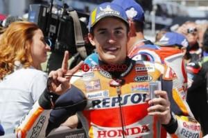 Marquez Pimpin Klasemen Sementara MotoGP di Prancis