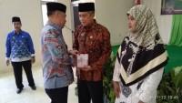 Marwansyah Resmi Jabat Kepala Kantor Kementerian Agama Pringsewu