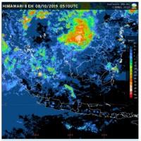 Masa Pancaroba, Bagian Barat dan Utara Lampung Bakal Sering Diguyur Hujan