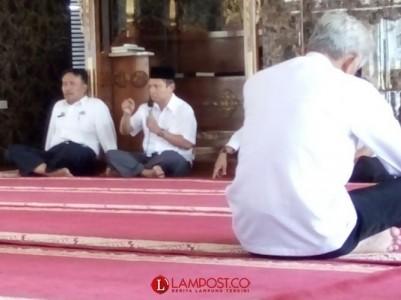 Masjid Pemkab Pringsewu akan Gelar Kegiatan Keagamaan Selama Ramadan