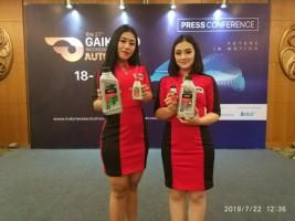 Master Luncurkan Produk Baru Untuk Skutik di GIIAS 2019