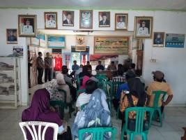 Masyarakat Antusias Ikuti Program 'Jempol Si Jari Polres Lambar'