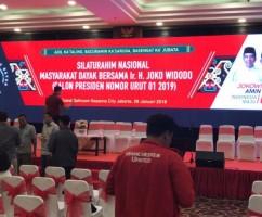 Masyarakat Dayak Se-Indonesia Dukung Jokowi-Kiai Ma'ruf