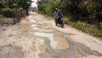 Masyarakat Desa Pulautengah Kembal Usulkan Pembangunan Jalan Utama Desa