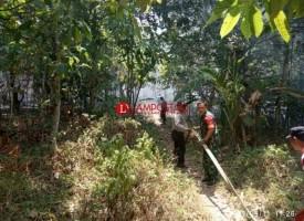 Masyarakat Diminta Berperan Aktif Cegah Kebakaran Hutan dan Lahan