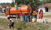 Masyarakat Mesuji Mulai Sulit dapat Air Bersih