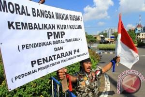 Mata Pelajaran PMP Sebaiknya Integrasi dalam PKn