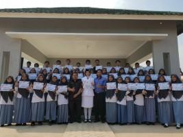 Matematika Siswa SMA di Lampung Relatif Baik