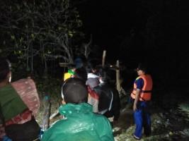 Mayat Pria Yang Ditemukan di Pantai Geligih, Sudah Dibawa Pulang Keluarga