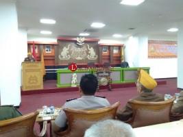 Mayor Purn Subardi Terpilih Ketua LVRI Lampung