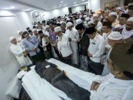 Mbah Moen Dimakamkan di Makam Keluarga Nabi Muhammad SAW